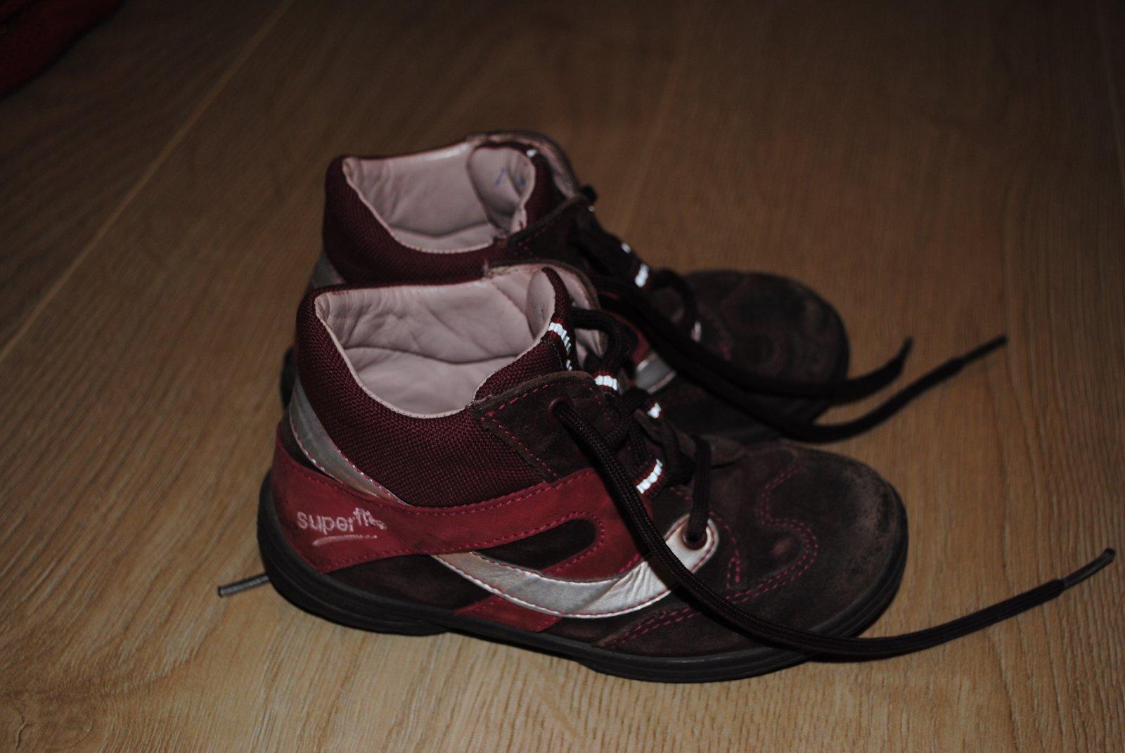 Prechodná obuv 2a583e5b69a