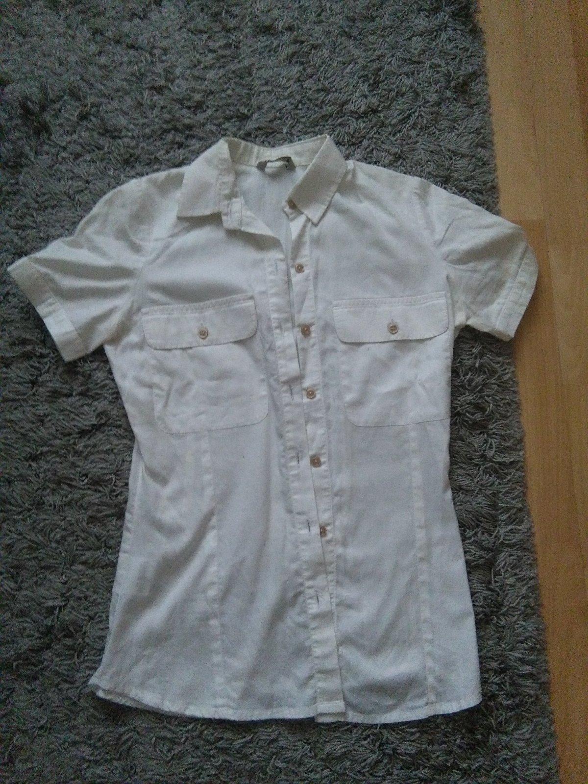 a50754c402b5 Zahoni biela košeľa