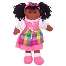 Textilná bábika jessica 25 cm 12m+,