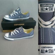 Textilné tenisky converse all star uk 5 eú skladom 325ca960da1