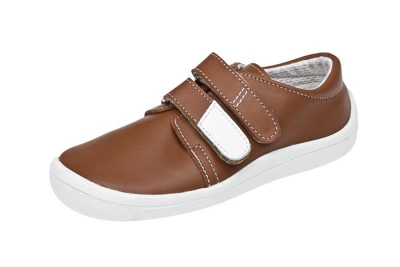 Detské kožené chlapčenské topánky 421c9e37fe6