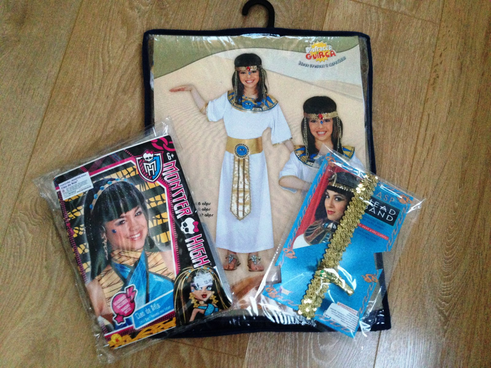 Kostým egypťanka - kleopatra eb6c5b8ea9d