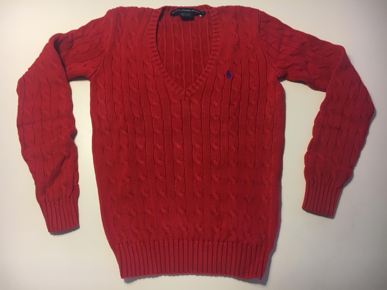 30f748a088 Ralph lauren sveter