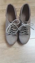 Jesenné šnurovacie topánky, 36
