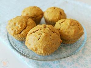 Mrkvové muffiny / 1rok+ /  tento recept jsem použila na výrobu mrkvového dortu k 1. narozeninám :-)