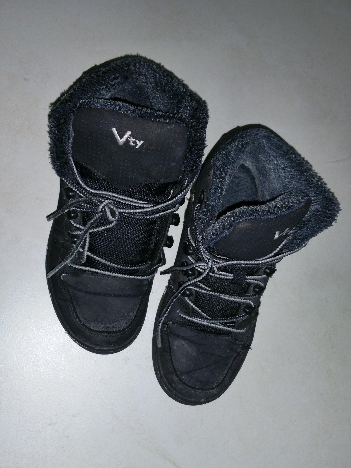 Topánky zima deichmann vty 34 nosené 31432cbc664
