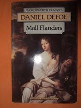 Moll flanders (wordsworth classics) - daniel defoe,