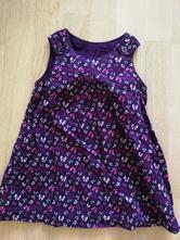 Menčestrové šaty veľ. 86, h&m,86