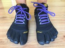 Prstové topánky vibram fivefingers, 39