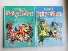 """Knižky """"fairy tales"""" v angličtine,"""