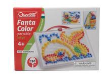 Quercetti mozaika fanta color 280 ks,