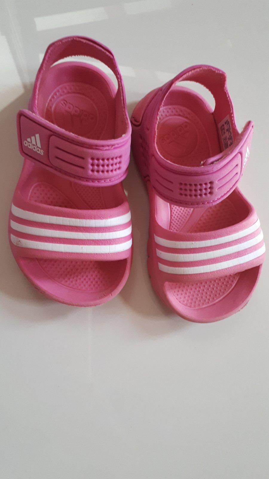 Detské sandalky adidas 23 d3b1562f37c