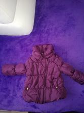 Dievčenská zimná bunda, f&f,74