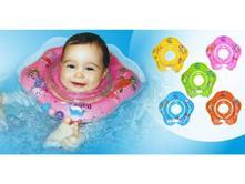 Detský plavecký kruh baby ring 0-24 mesiacov,