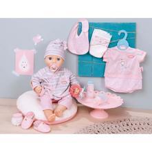 Baby annabell luxusné oblečenie 13 diel.  ,