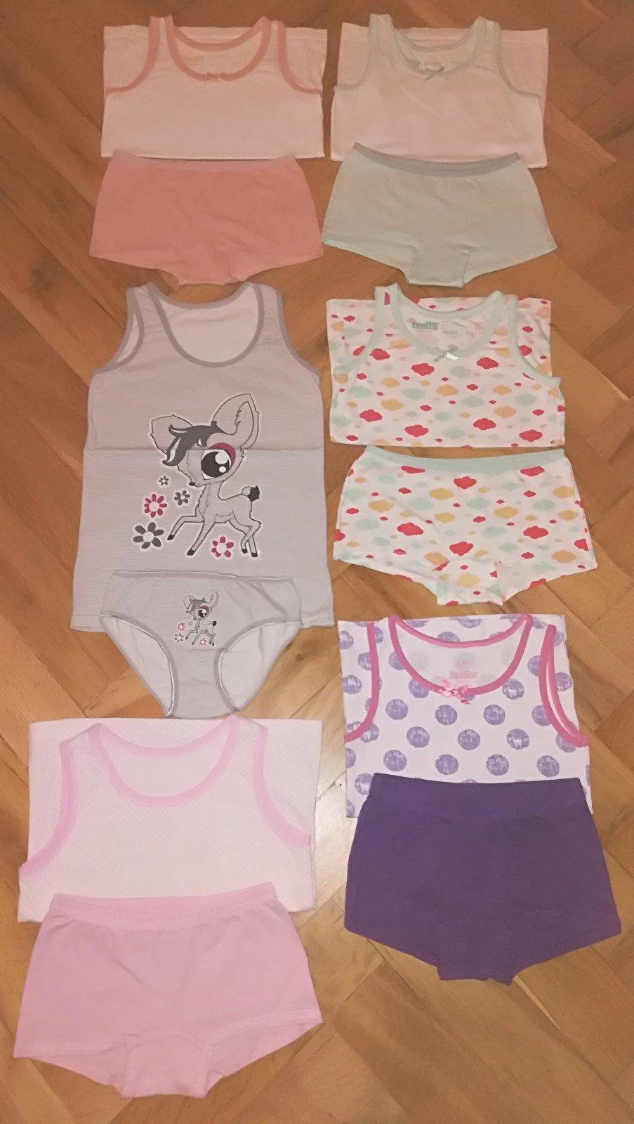 04b414c02 Balíček spodného prádla, lupilu,116 - 12 € od predávajúcej zuzana2012 |  Detský bazár | ModryKonik.sk
