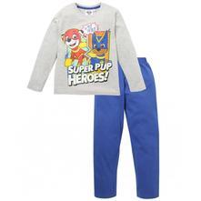 Chlapčenské bavlnené pyžamo paw patrol, disney,98 / 104 / 110 / 116 / 128