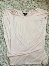 Bledunkoružové ľahké letné tričko, h&m,xs