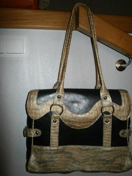 Kožená kabelka Klementínka II. Bledoružová nude
