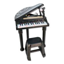 Elektronické piáno so stoličkou,
