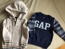 Zimne pletene svetriky, gap,98