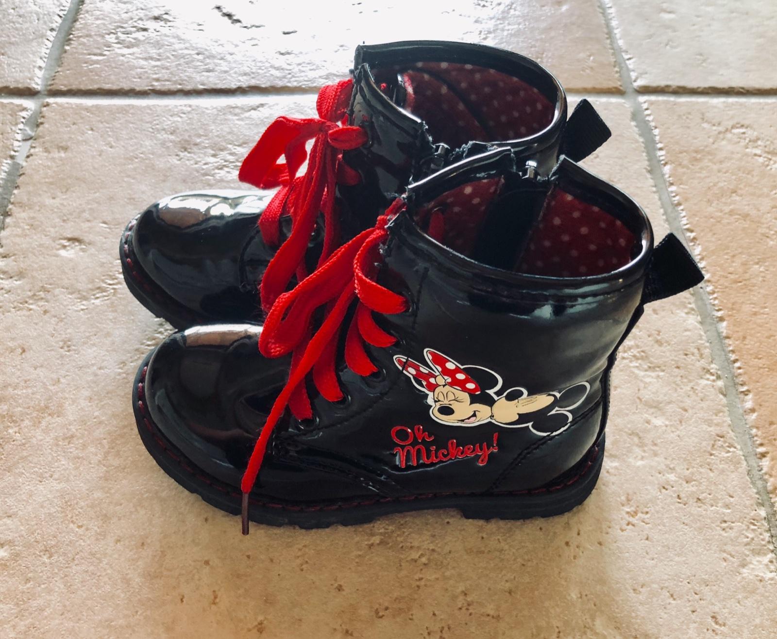 25c412ea28207 Členkové topánky minnie, 25 - 15 € od predávajúcej jarunka75 | Detský bazár  | ModryKonik.sk