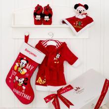 Disney mickey mouse vianočný set, 62 - 92