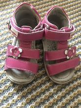 Ružové sandálky na bežne nosenie (23), protetika,23