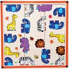 Safari puzzle na pozornosť 2+,