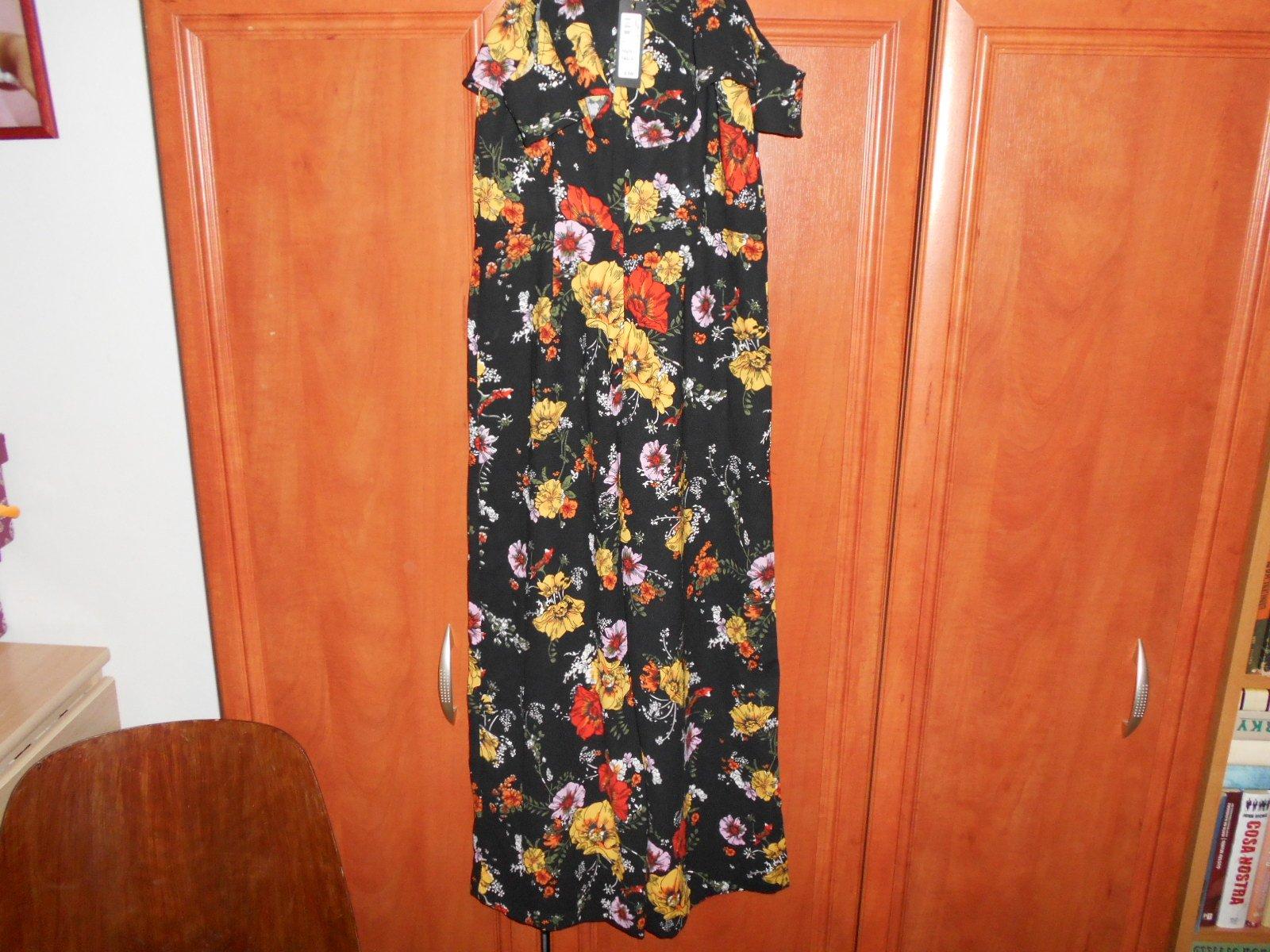 9e455fd58b7b Nohavicové šaty