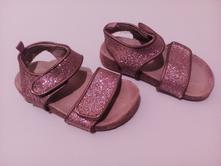 Ružové ortopedické sandálky., h&m,22