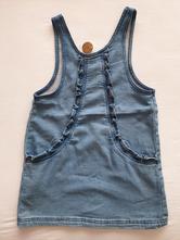 Riflove šaty, lindex,110 / 116 / 122 / 128