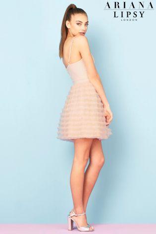1c5b9243224 Luxusné koktejlové šaty lipsy od next