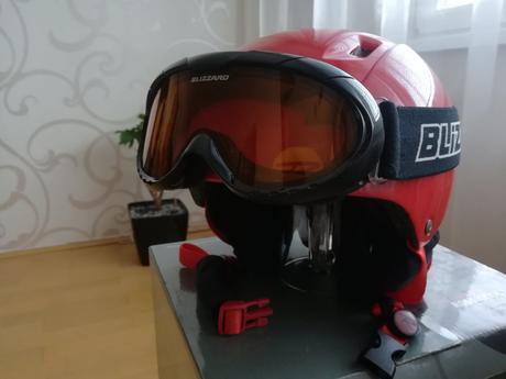face78800 Lyžiarska prilba rossignol + okuliare blizzard, - 49 € od ...