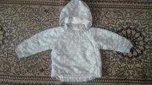Zimná- jarná bunda, h&m,80