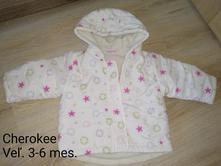 Zimná dievčenská bunda, cherokee,68