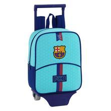 41e5f84364 Cestovný kufor fc barcelona na kolieskach malý