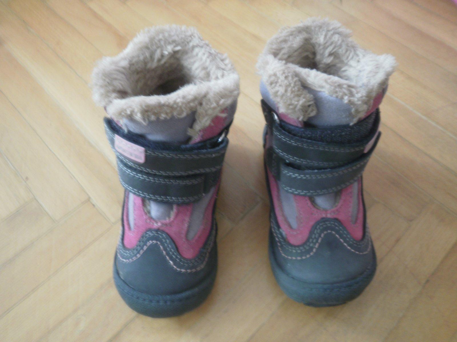 89be8987da1b Zimné topánočky