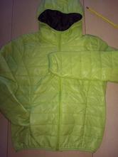 Tenký kabát - limetka, s