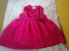 Krásne šaty, h&m,80