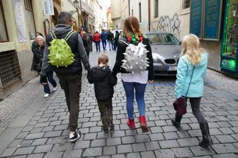 Prechádzka po Prahe