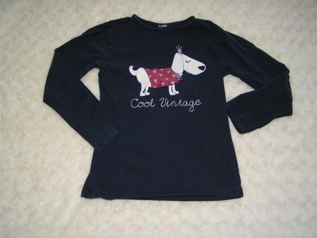 d6713ad17e30 Bavlnené tričko so psíčkom