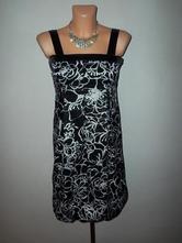 Šaty   Orsay   Čiernobiela - Detský bazár  0093f204085