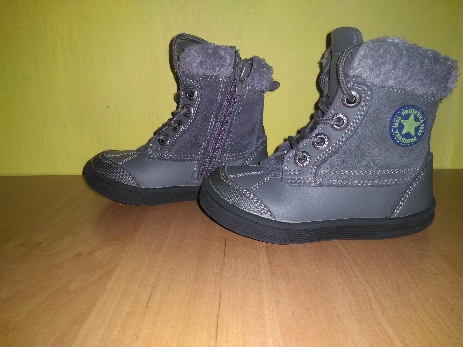 cd9042a4b177 Detské zimné topánky protetika