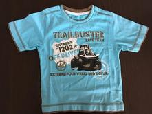 Tričko tyrkysové, veľ. 98, 98