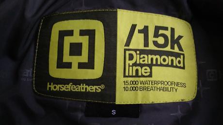 Perfektna lyžiarska bunda horsefeathers 49ef33a0d27