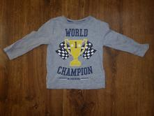 Tricko champion no.1 s dlhym rukavom, f&f,98