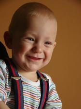 moje krsniatko Oliver