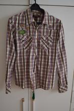 Zaujimavá kockovaná košeľa, kenvelo,m