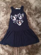Šaty, h&m,116